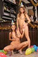 Gina, Lizzie - Happy New Year 2011! (x100)