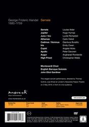Georg Friedrich Handel - Semele (2021) [Blu-ray]