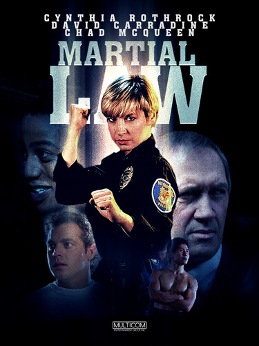 Martial Law (1990) 720p BluRay x264 ESubs [Dual Audio][Hindi+English]