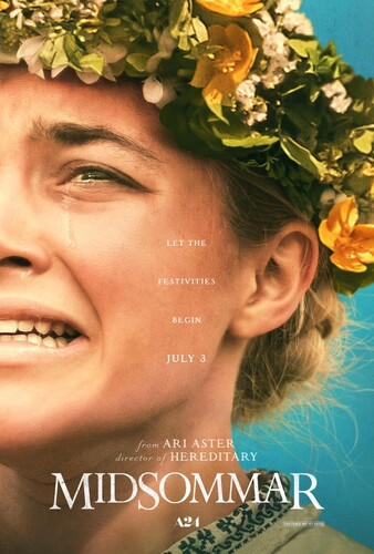 Midsommar (2019) 720p BluRay x264 [Dual Audio][Hindi+English] GP