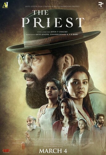 The Priest (2021) Malayalam 720p HDRip x264 DD5 1 ESub-BWT Exclusive