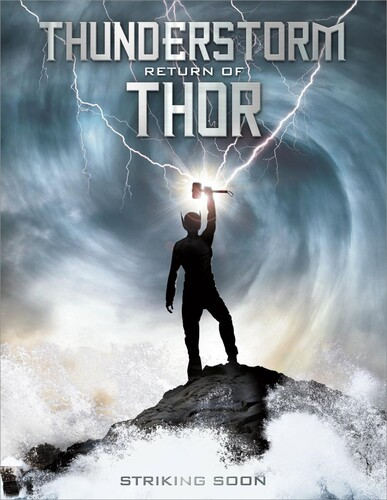 Thunderstorm - The Return of Thor (2011) 720p BluRay x264 [Dual Audio][Hindi+English]
