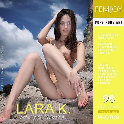 Lara K - Waiting For You (x98)