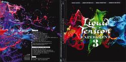 Liquid Tension Experiment - Liquid Tension Experiment 3 [Limited Edition] (2021) [Blu-ray]