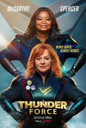 Thunder Force 2021 HDR 2160p WEBRip x265-iNTENSO