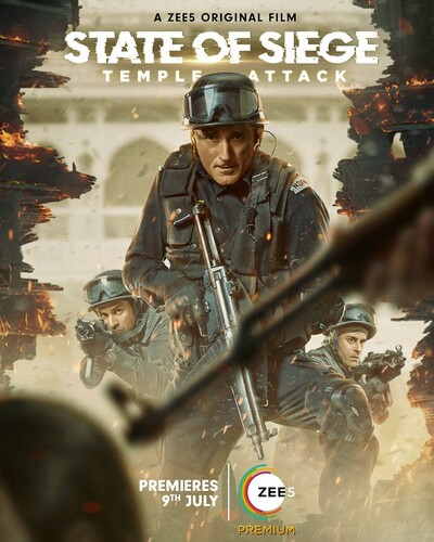 State of Siege-Temple Attack (2021) 720p WEB-DL AVC AAC Multi Audios ESub-DUS Exclusive