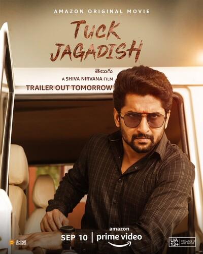 Tuck Jagadish (2021) Telugu 720p HDRip AVC DD5 1 ESub-BWT Exclusive