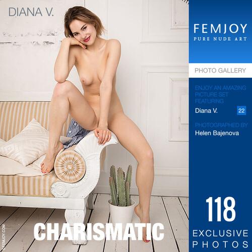 Diana V in Charismatic (2021-09-25)