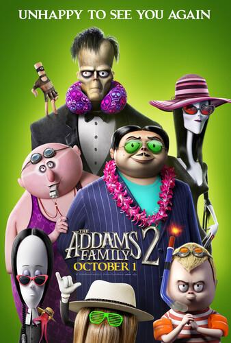 The Addams Family 2 2021 1080p AMZN WEB-DL DDP5 1 H 264-EVO