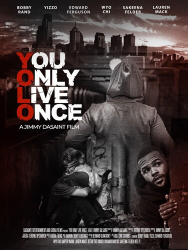 You Only Live Once 2021 1080p AMZN WEB-DL DDP2 0 H 264-EVO