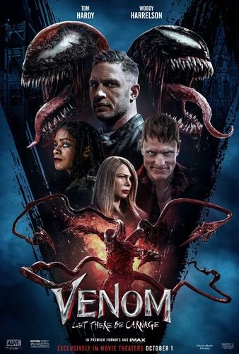 Venom Let There Be Carnage 2021 V2 720p HDTS-C1NEM4