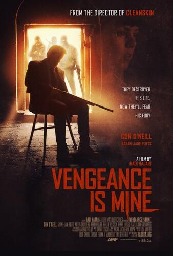 Vengeance Is Mine 2021 1080p WEB-DL AAC2 0 H 264-CMRG