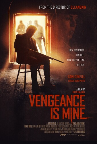 Vengeance Is Mine 2021 HDRip XviD AC3-EVO