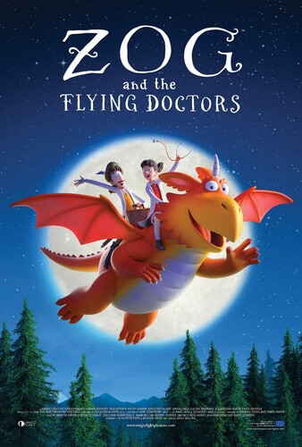Zog and the Flying Doctors 2021 1080p AMZN WEB-DL DDP5 1 H 264-EVO